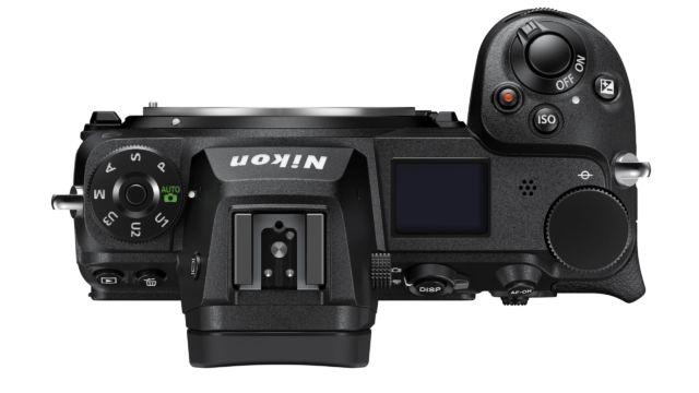 Nikon Z6II - von oben