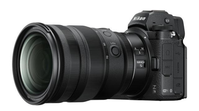 Nikon Z7II - mit 24-70 F/2.8