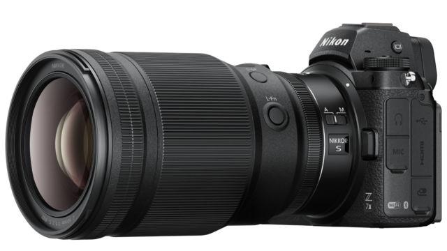 Nikon Z7II - mit 50mm f/1.2