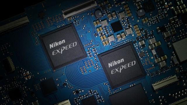 Nikon Z7II - 2 Expeed verbaut