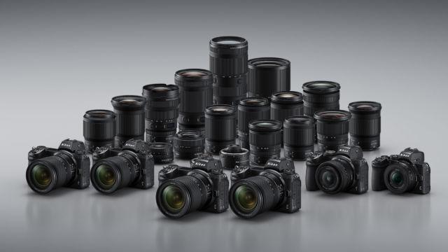 Nikon Z7II - Z Serien Lineup