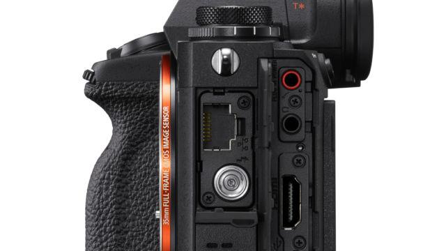 Sony Alpha 1 - Anschluss Phalanx