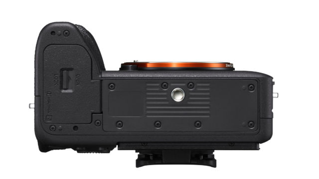 Sony Alpha 1 - Unterseite