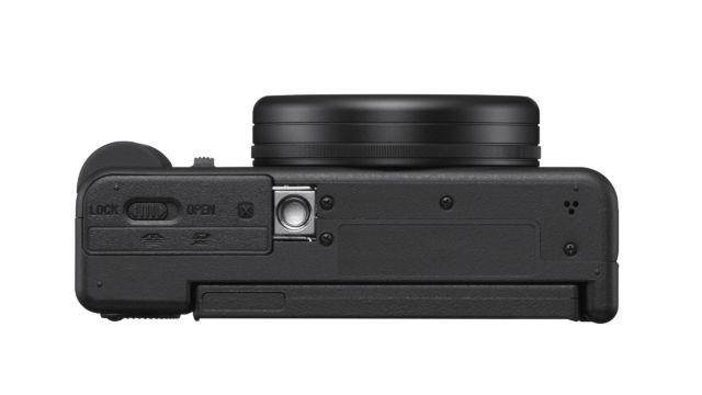 Sony ZV-1 von unten