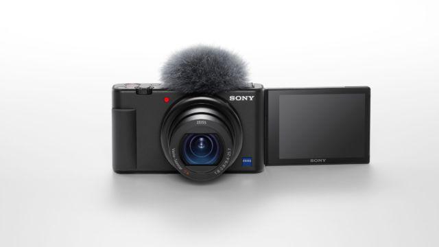 Sony ZV-1 - Frontansicht
