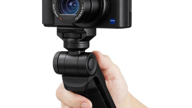 Sony ZV-1 mit VPT2BT