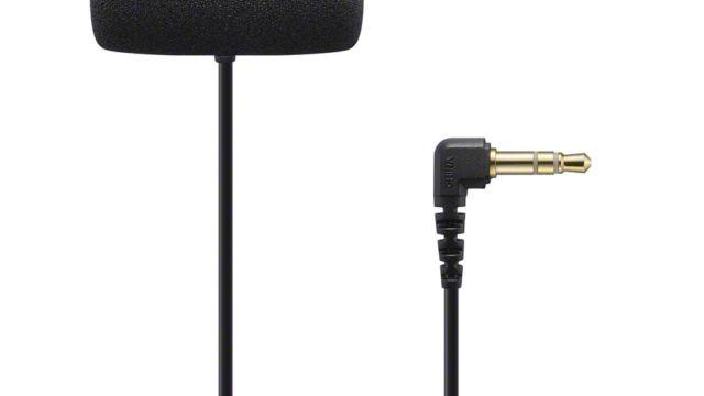 Sony Stereo-Lavalier-Mikrofon ECM-LV1