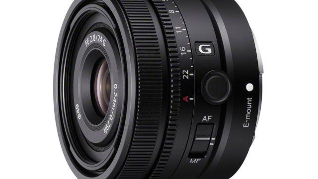 Sony FE 24 Millimeter F2.8 G