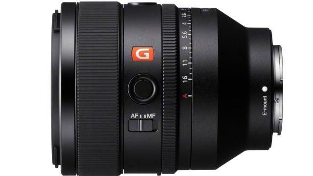 Sony FE 50 mm F1.2 G Master Objektiv