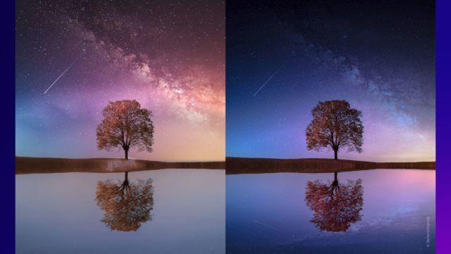 Luminar AI Upd 2 - Vergleich SKY 1 vs 2