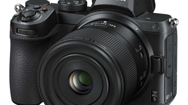 NIKKOR Z MC 50 mm 2.8 mit Nikon Z5