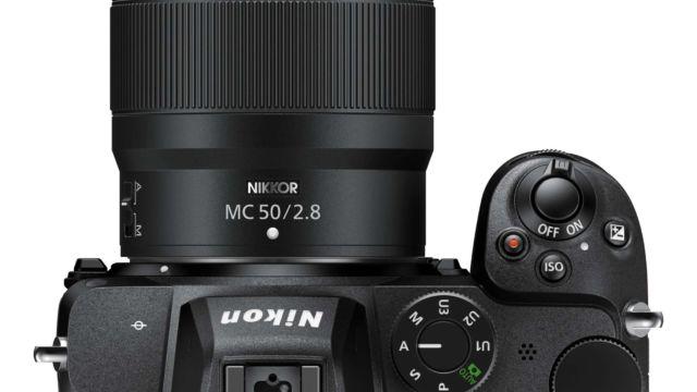 Nikon Z5 mit NIKKOR Z MC 50 mm 2.8