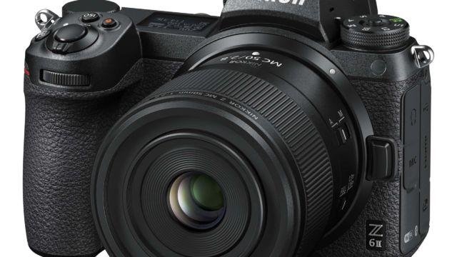 Nikon Z6II mit NIKKOR Z MC 50 mm 2.8