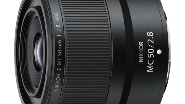 NIKKOR Z MC 50 mm 2.8