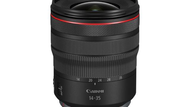 Canon RF 14-35 f/4