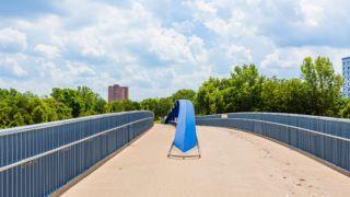 Pierre-Mauroy-Brücke - © Michael Stollmann